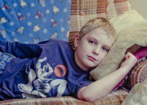 Porque é que o meu filho está sempre doente?